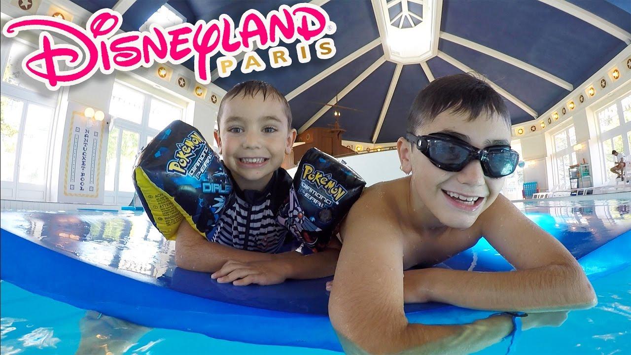 Fun & Défis Piscine À Disneyland Paris 💦 tout Swan Et Neo Piscine