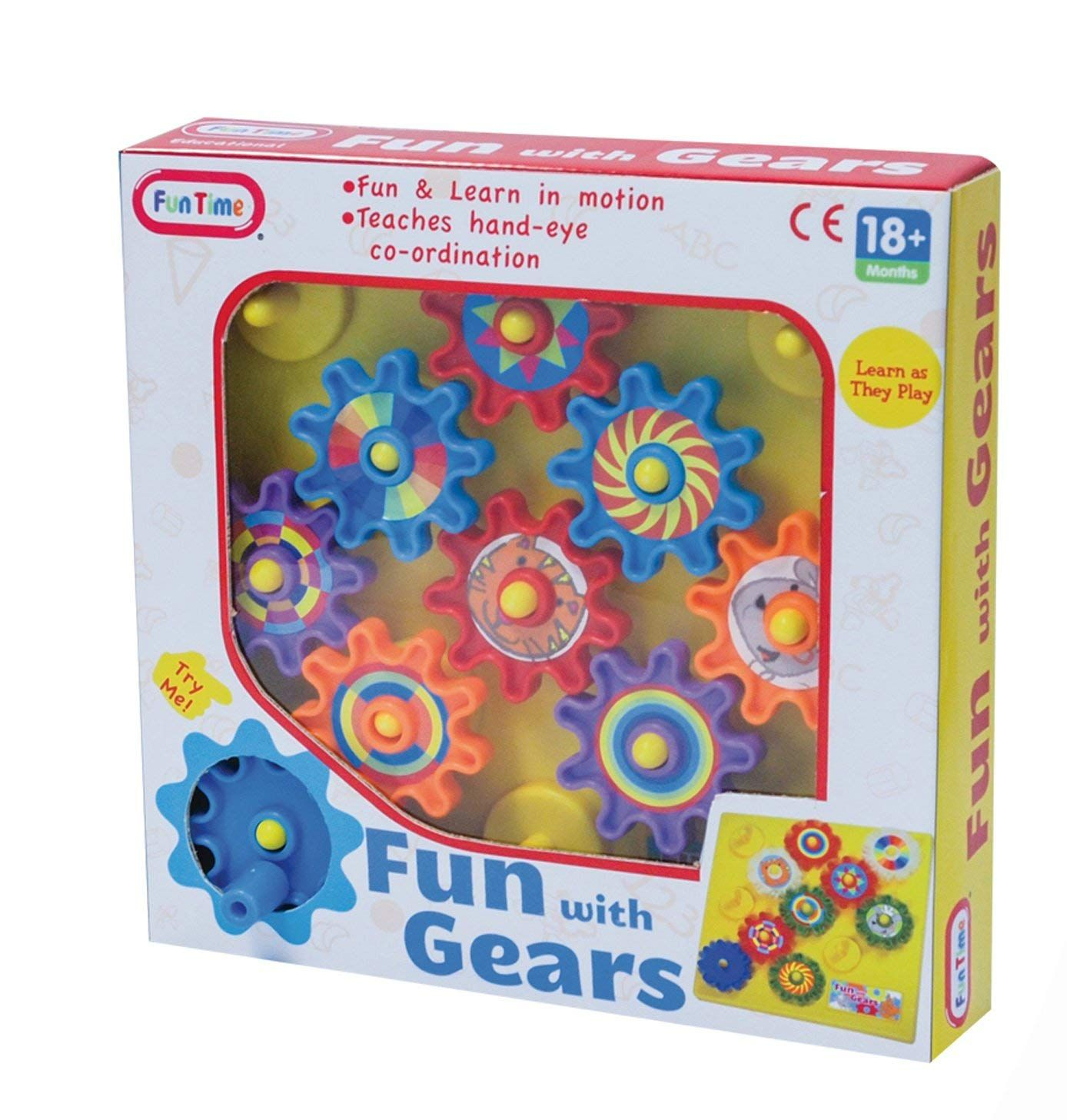 Fun Time Fun With Gears Toy * Want Added ? Click The ... serapportantà Piscine A Balle Toysrus