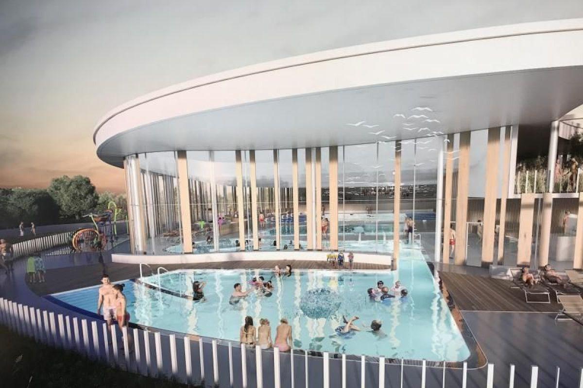 Futur Centre Aquatique À Denain - Horaires, Tarifs Et ... dedans Piscine Denain