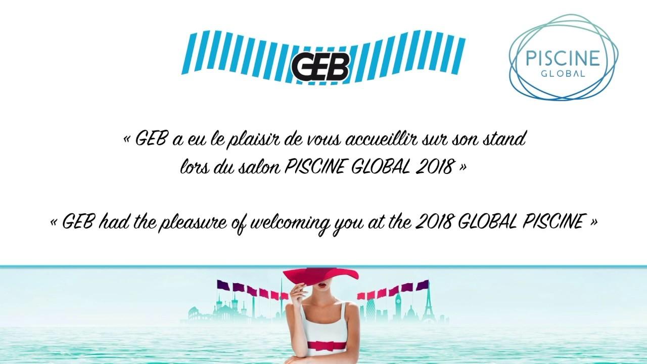 Geb Au Salon Piscine 2018 dedans Piscine Plaisir