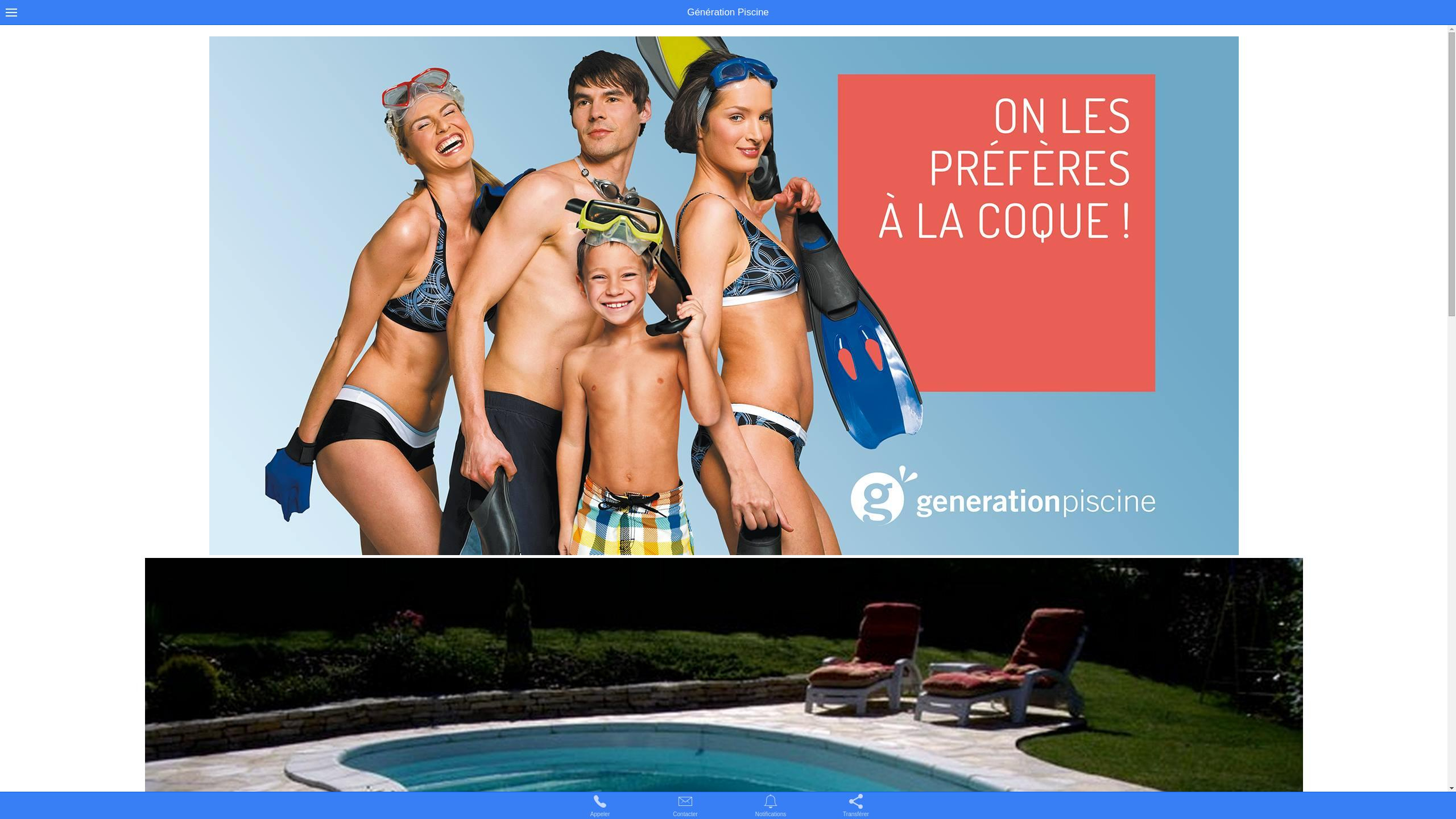 Génération Piscine For Android - Apk Download avec Generation Piscine