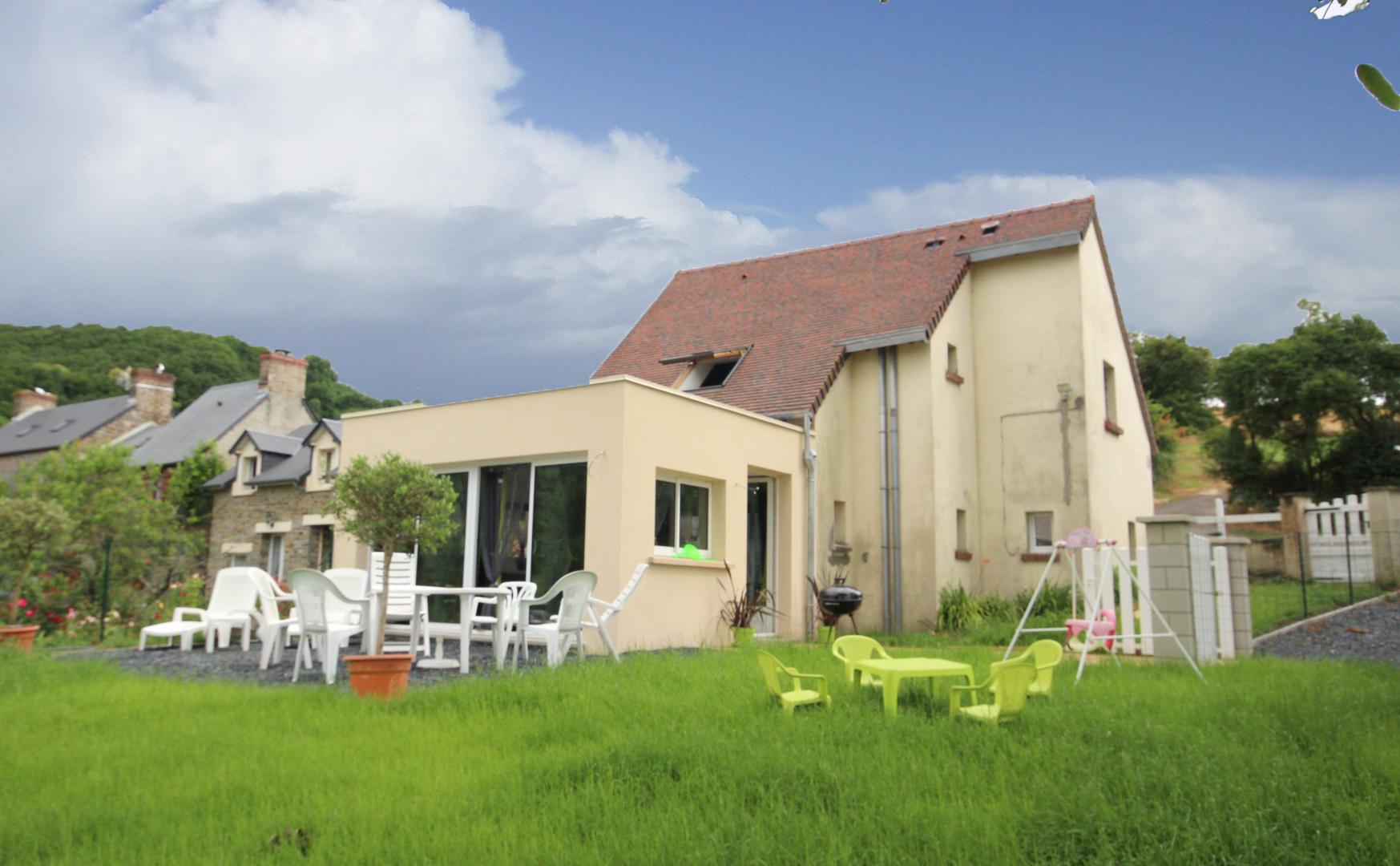 Gîte Au Vert Normandie Calvados À Culey Le Patry pour Piscine Thury Harcourt