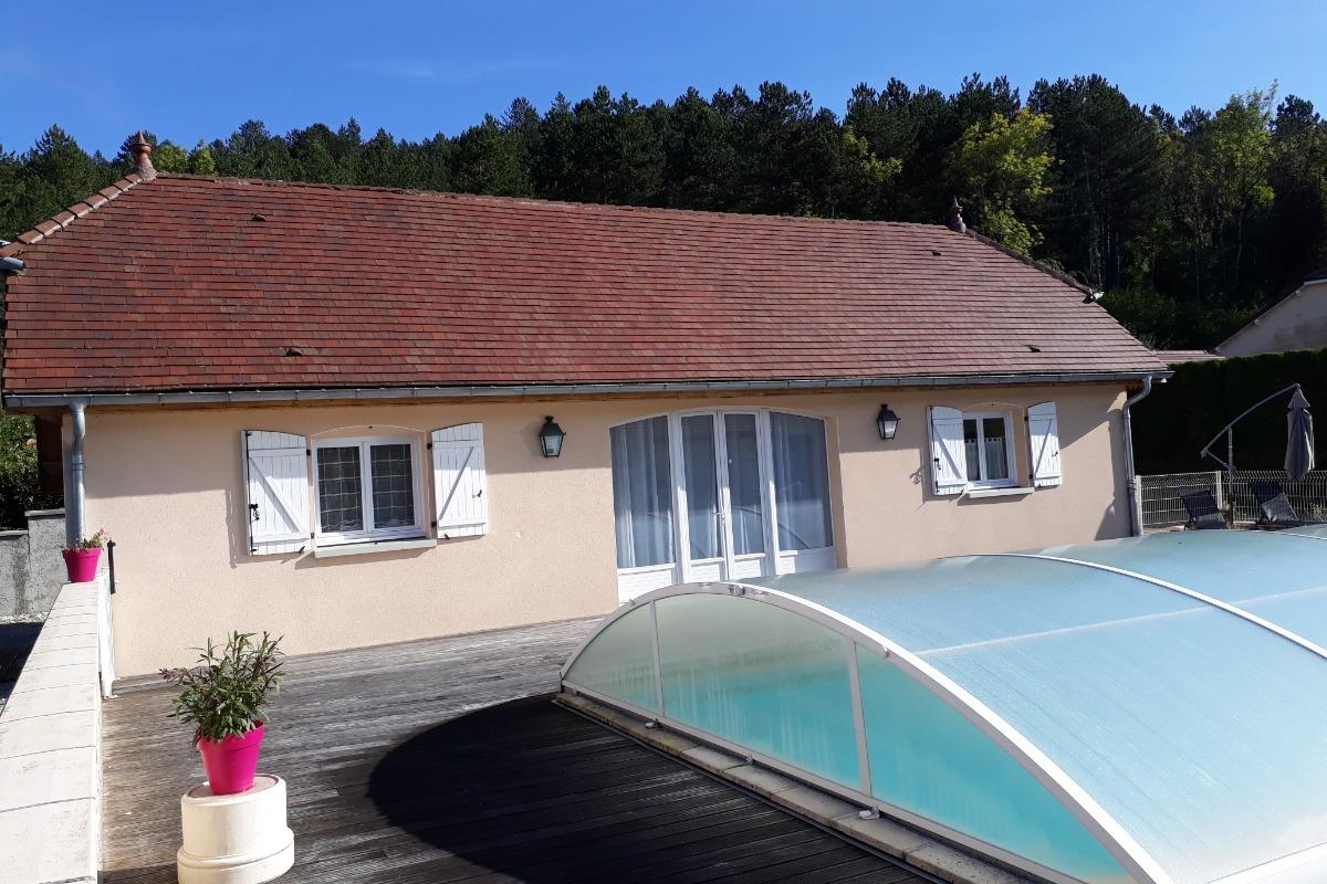Gîte Des Lacs, Maison Avec Piscine, Jardin Attenant ... pour Franche Comté Piscine