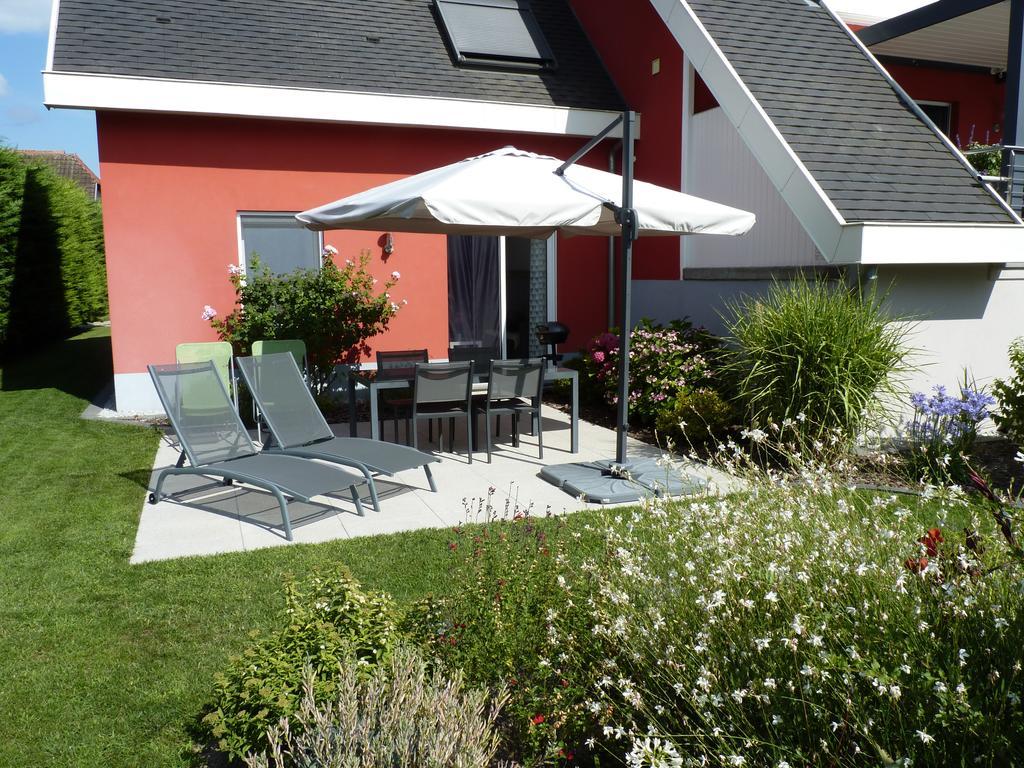 Gîte Du Grand Jardin (Fransa Fortschwihr) - Booking encequiconcerne Piscine Kaysersberg