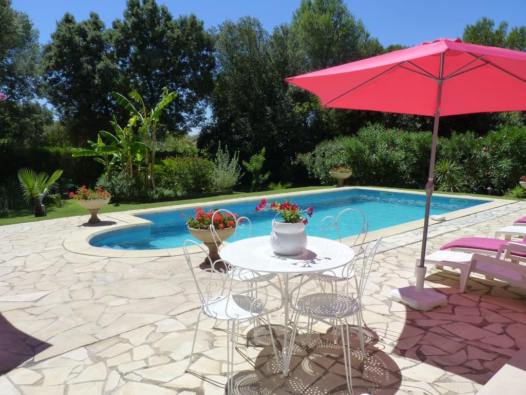 Gite En Rez De Jardin Dans Coin Calme Avec Piscine (Fransa ... tout Piscine Lunel