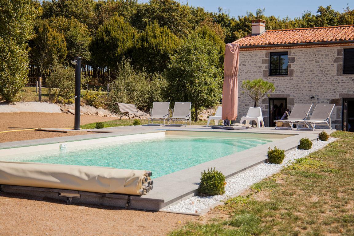 Gîte La Grange, Proche Puy Du Fou, Gîte Rural Mortagne-Sur-Sèvre intérieur Piscine Mortagne Sur Sèvre