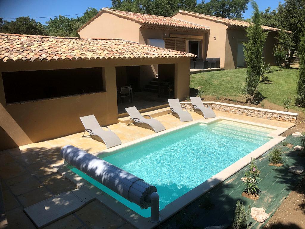 Gîte L'amandier - Maison À Grignan Dans La Drôme (26), 15 Km ... concernant Piscine Montelimar