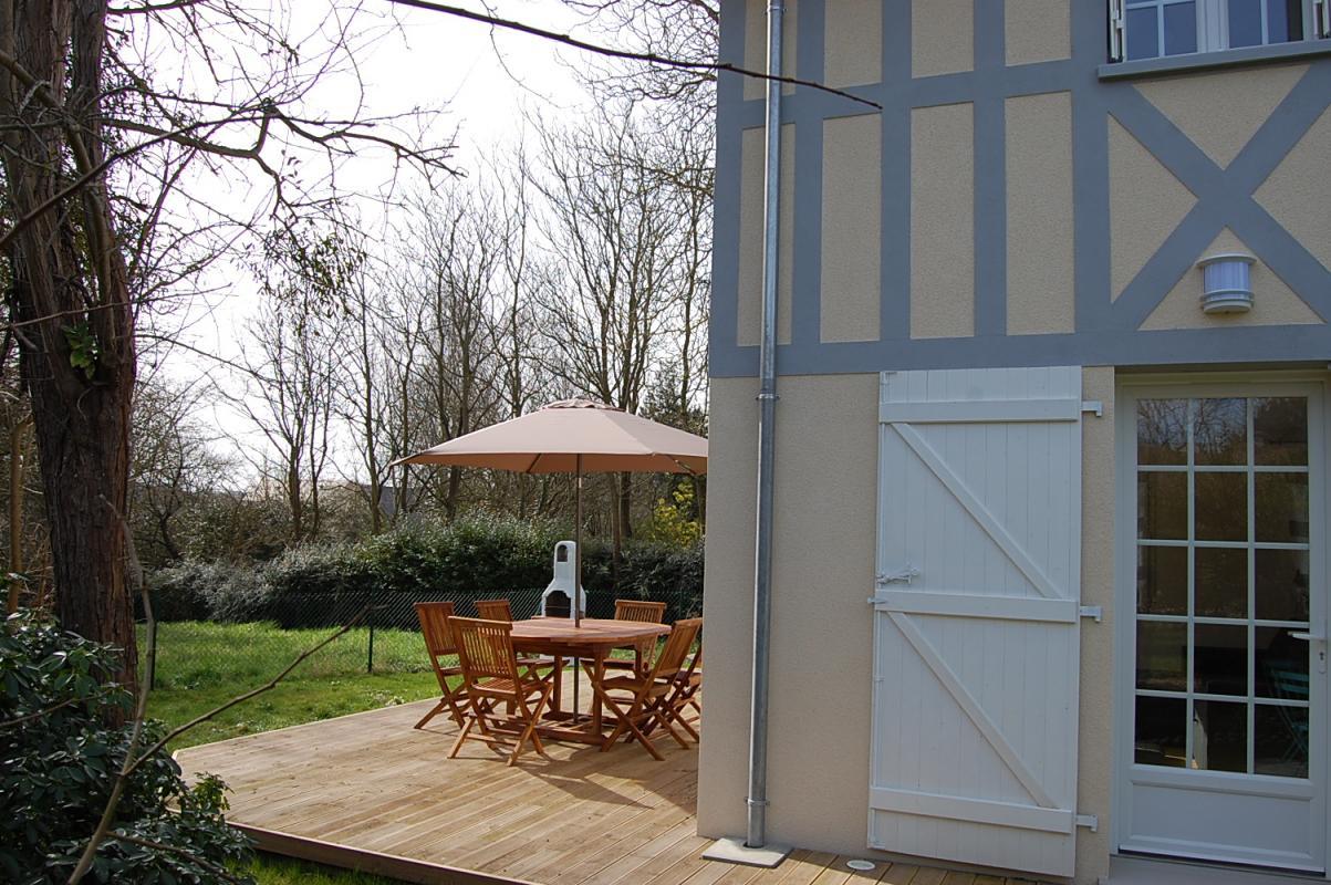 Gite N°2609 Villa St Jacques At Douvres La Delivrande ... intérieur Piscine Douvres La Délivrande