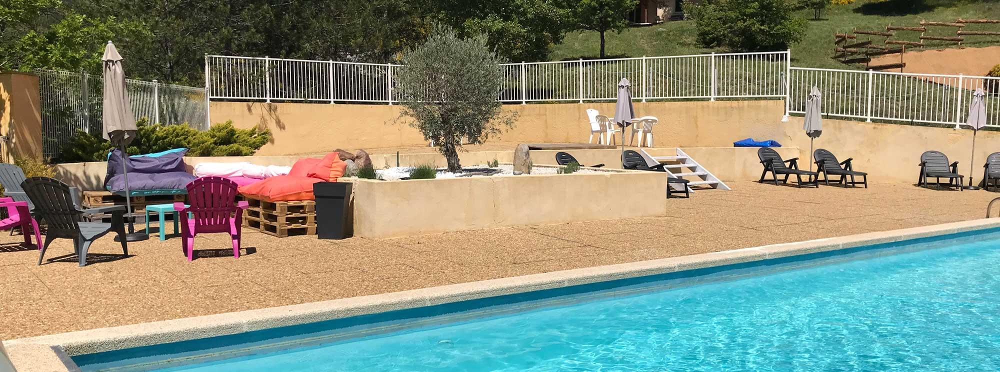 Gîtes Avec Piscine En Haute Provence Proche Sisteron serapportantà Piscine Sisteron