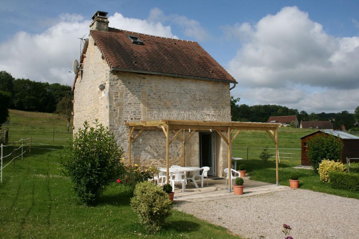 Gîtes De France Orne - Proche Des Animaux destiné Piscine Saint Fulgent