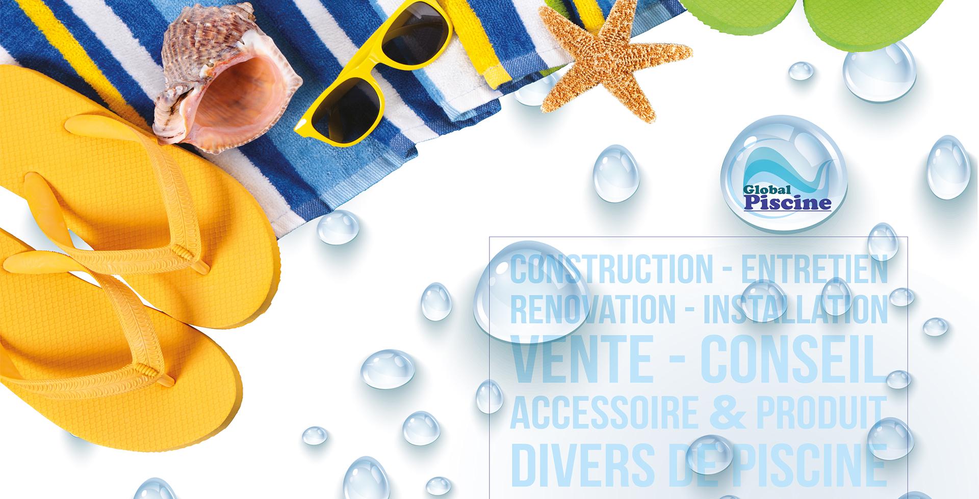 Global Piscine – Construction, Rénovation, Entretien Et ... encequiconcerne Musique Piscine