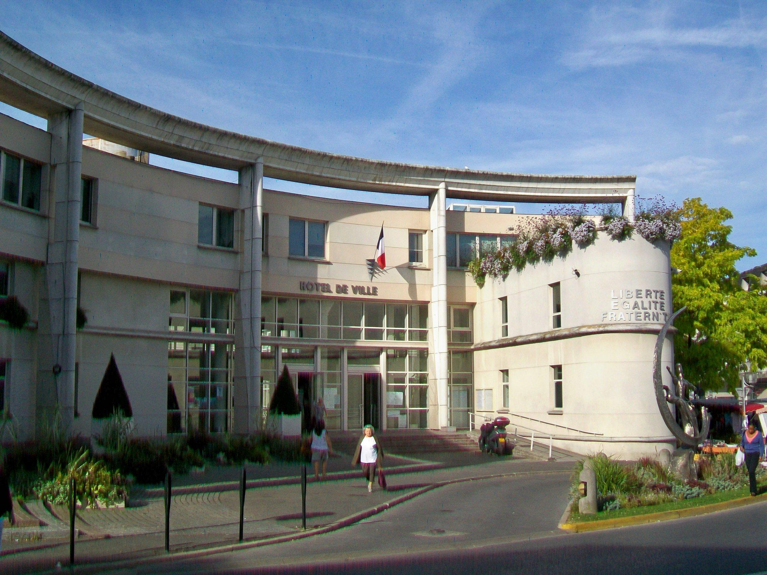 Goussainville (Val-D'oise) — Wikipédia avec Piscine De Goussainville