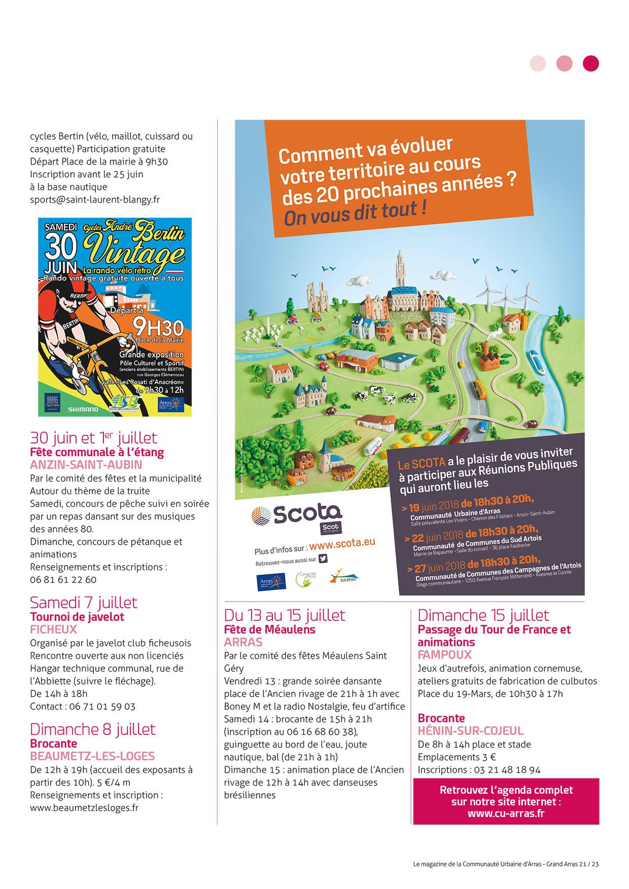 Grand_Arras_21_Page23 - Communauté Urbaine D'arras encequiconcerne Piscine Arras Aquarena