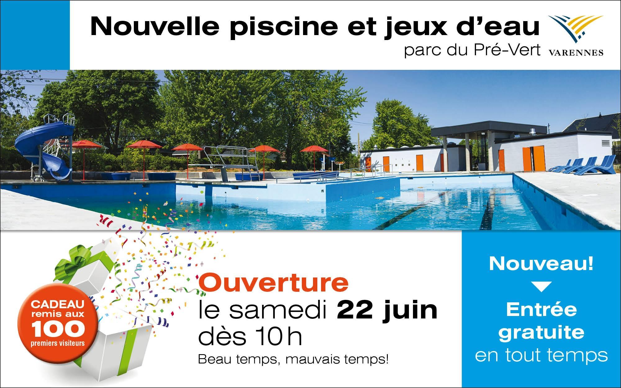 Grande Ouverture De La Nouvelle Piscine Et Jeux D'eau Du ... à Jeux De Piscine Gratuit
