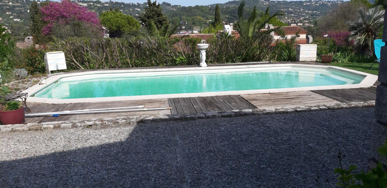 Grasse Sud, Jolie Villa 4P+Studio Piscine pour Piscine Grasse