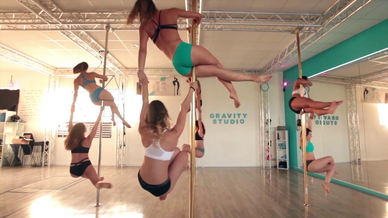 Gravity Studio Pole Dance, Tissus, Cerceaux & Yoga Aérien ... dedans Piscine Meyzieu