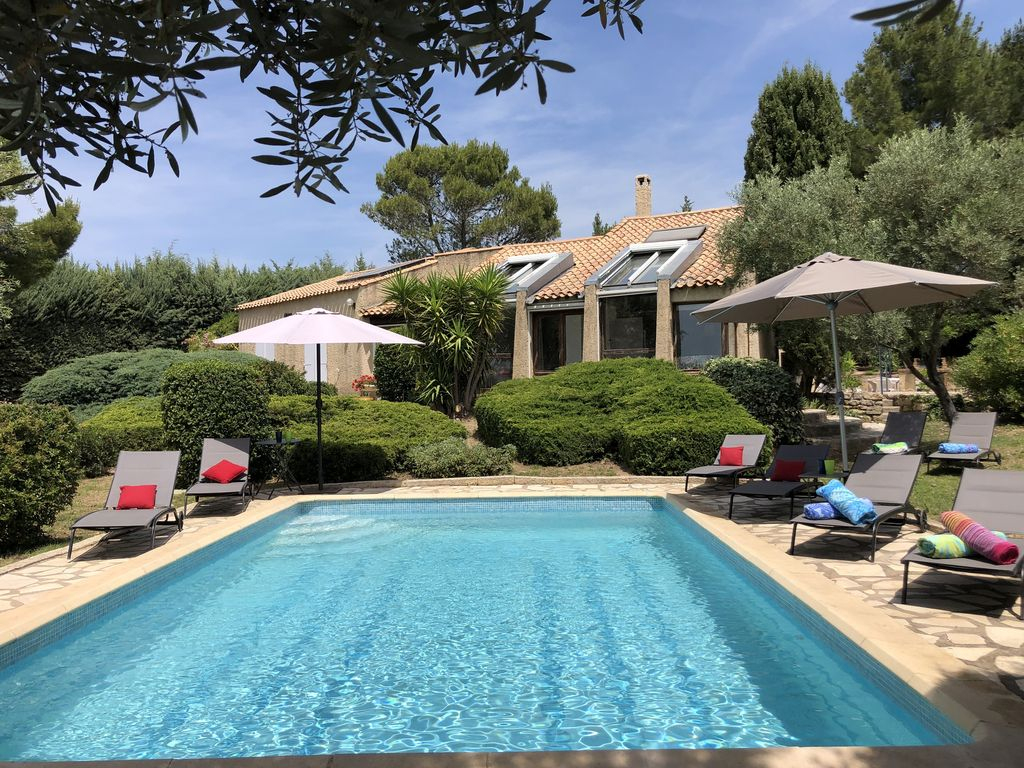 Great Character Village House, Large Grounds With Pool Close To Pezenas -  Tourbes tout Piscine Pezenas