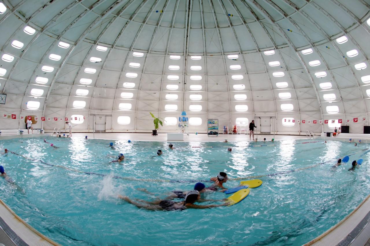 Gros Chantiers, Nouveaux Bassins, Appli Pour Réserver… Les ... serapportantà Piscine Chapou Toulouse