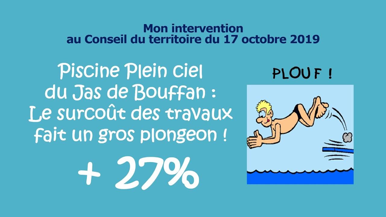 Gros Plongeon Du Surcoût Des Travaux De La Piscine Du Jas De ... serapportantà Piscine Plein Ciel Aix En Provence