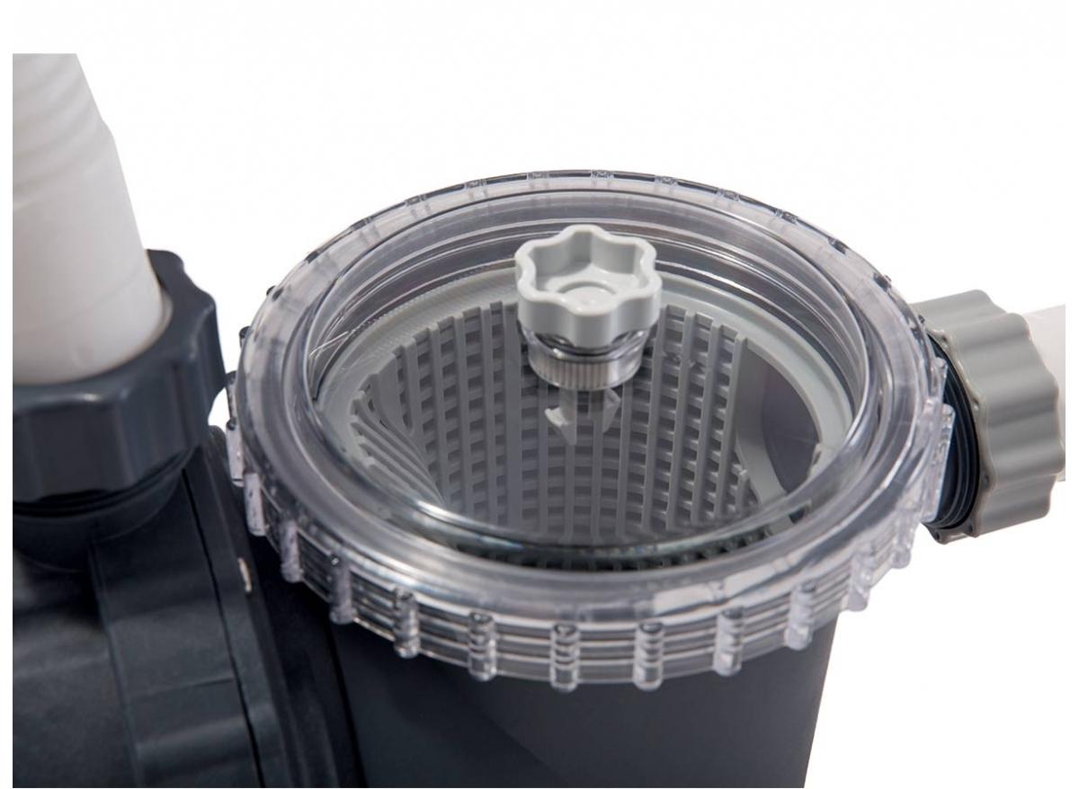 Groupe De Filtration À Sable 6 M³/h - Intex - tout Pompe Piscine Intex 6M3