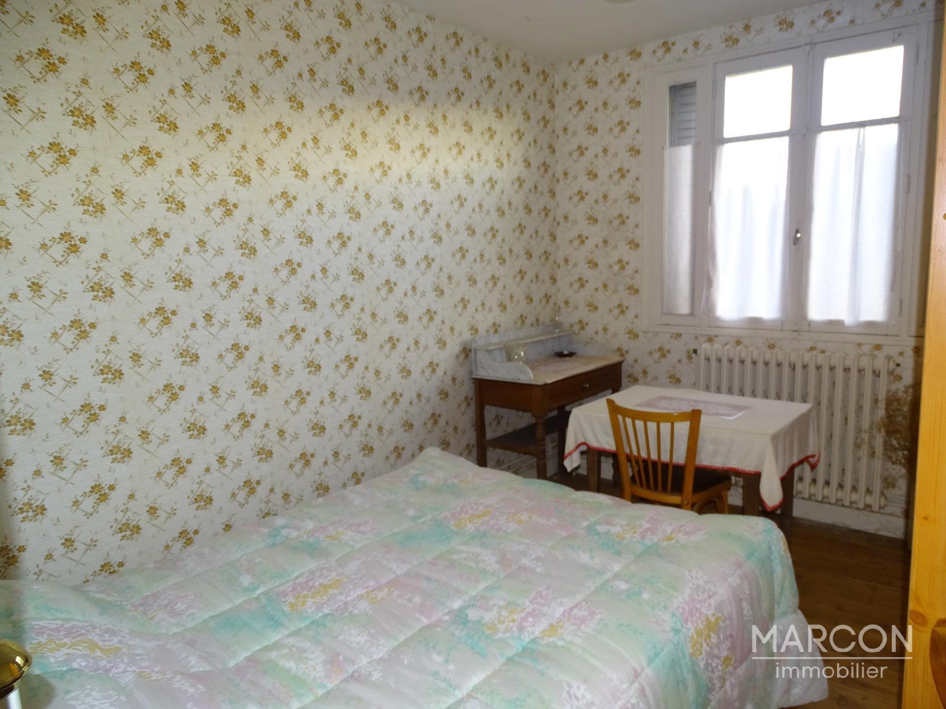 Gueret, Maison F4 + 3 Garages concernant Piscine De Gueret