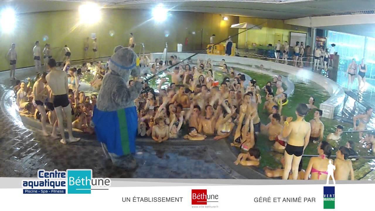 Harlem Shake - Centre Aquatique De Béthune concernant Piscine Bethune