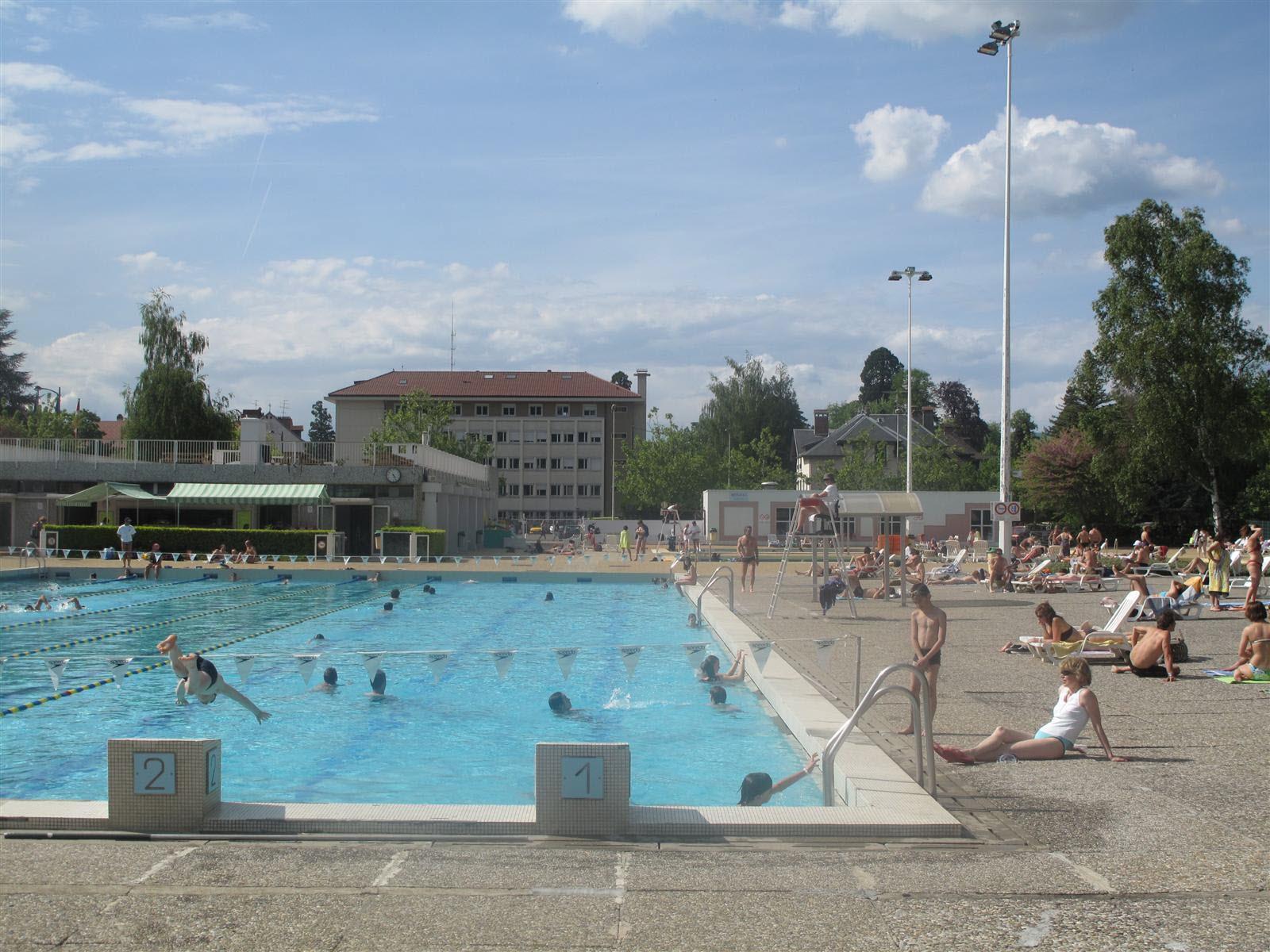 Haute-Savoie | Piscines D'annecy : Ce Que Vous Pouvez Faire ... avec Piscine Ile Bleue