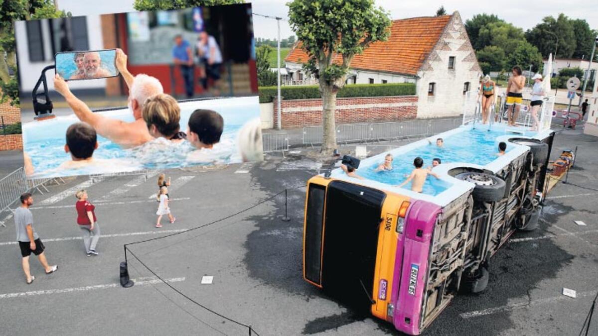 Havuz Otobüsü - Güncel Haberler encequiconcerne Piscine Bethune