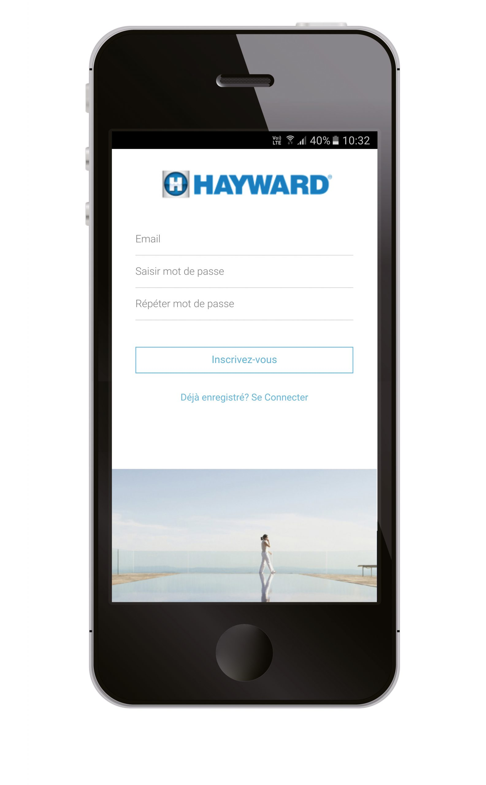 Hayward Control Station concernant Thermometre Piscine Connecté