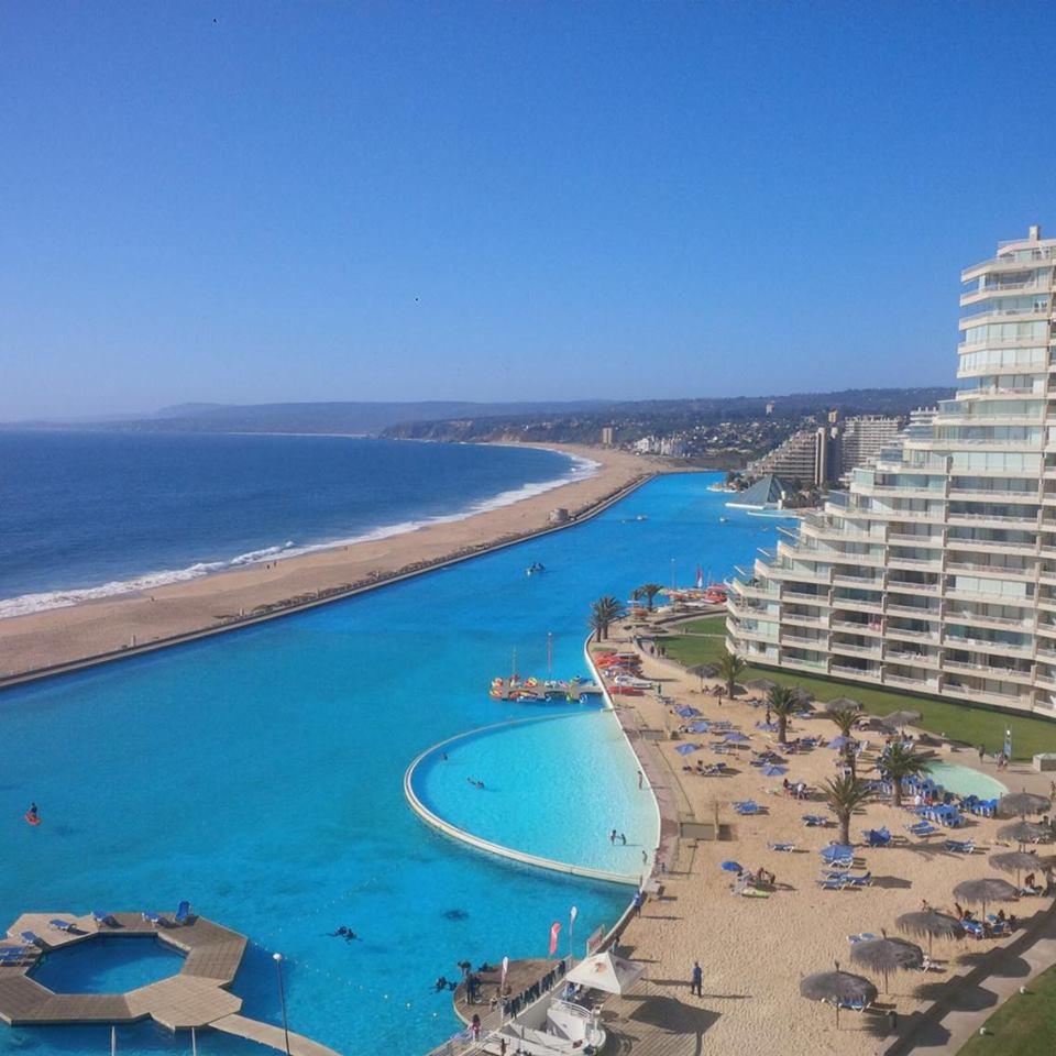 Hell's Chile: La Plus Grande Piscine Du Monde destiné La Plus Grande Piscine Du Monde