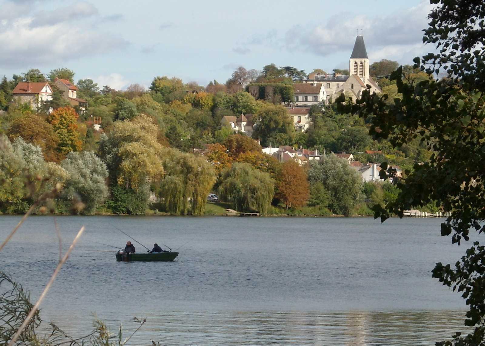 Herblay-Sur-Seine — Wikipédia à Piscine D Herblay