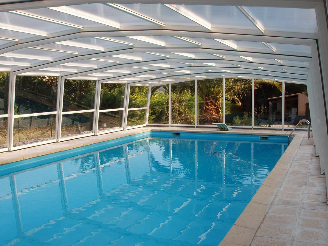 High Pool Enclosures Three Angles - Shelter Pool And Spa ... tout Piscine Les Angles