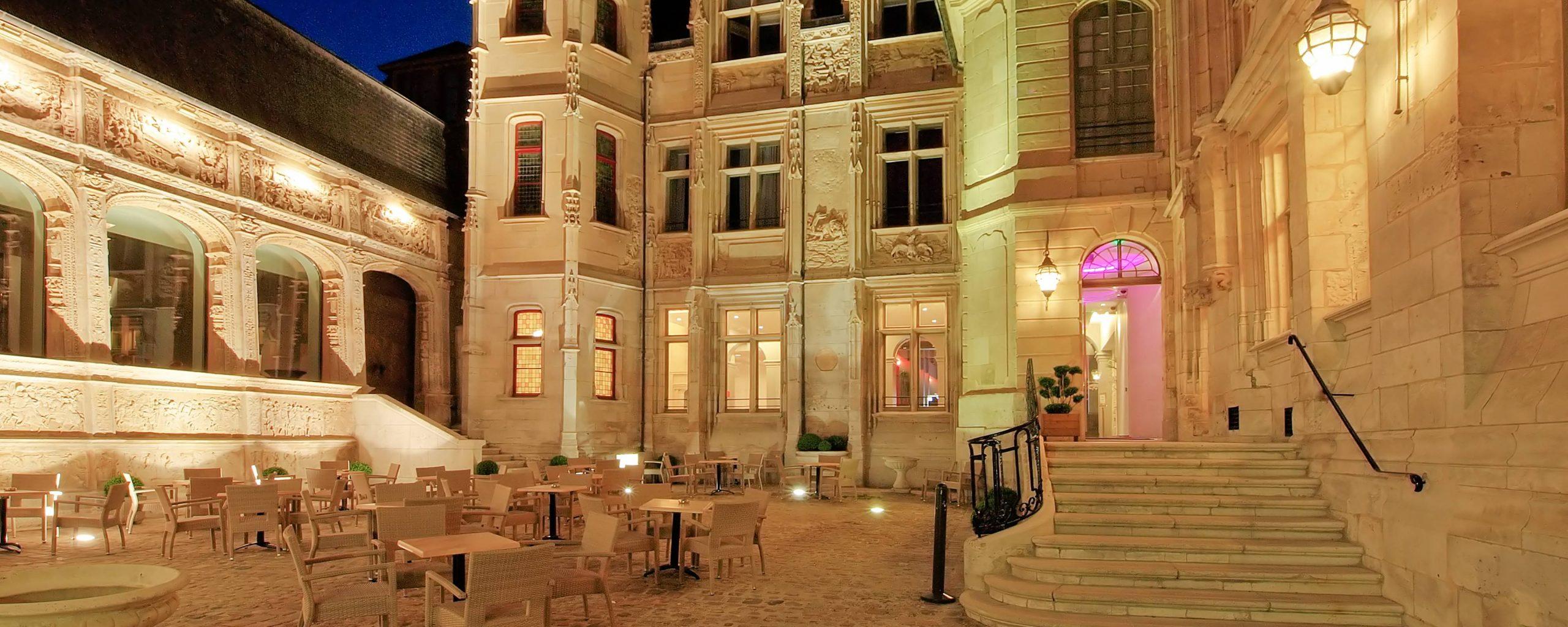 Historic Rouen, France, Hotel | Autograph Collection avec Piscine Eurocéane