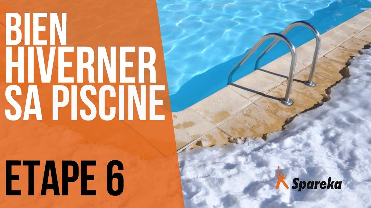 Hivernage De La Piscine - Etape 6 : Vidanger La Pompe Et Le Filtre dedans Vider Piscine