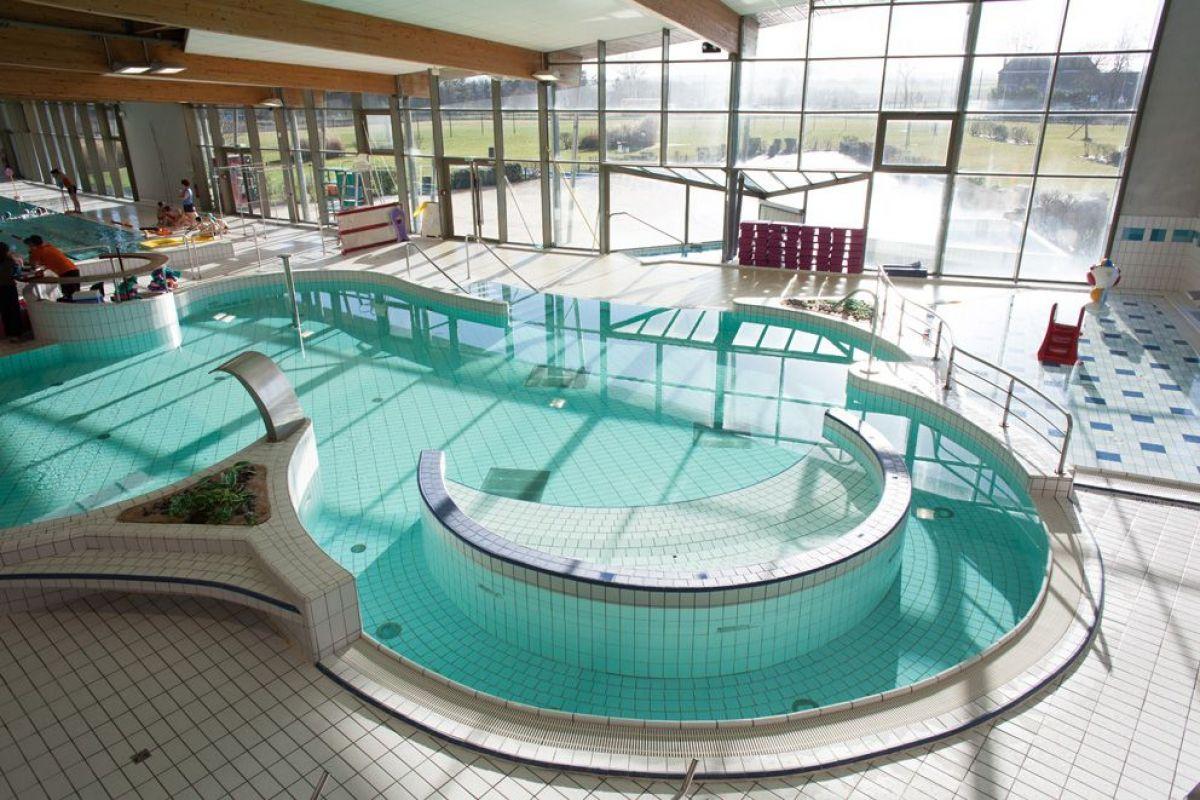 Hodellia - Centre Aquaforme Christian Barjot - Piscine À ... tout Piscine De Vernouillet