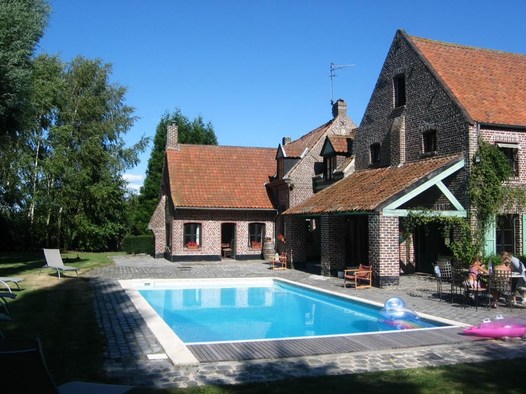Holiday Rental Bed And Breakfast Wambrechies (Nord - North ... serapportantà Piscine Wasquehal