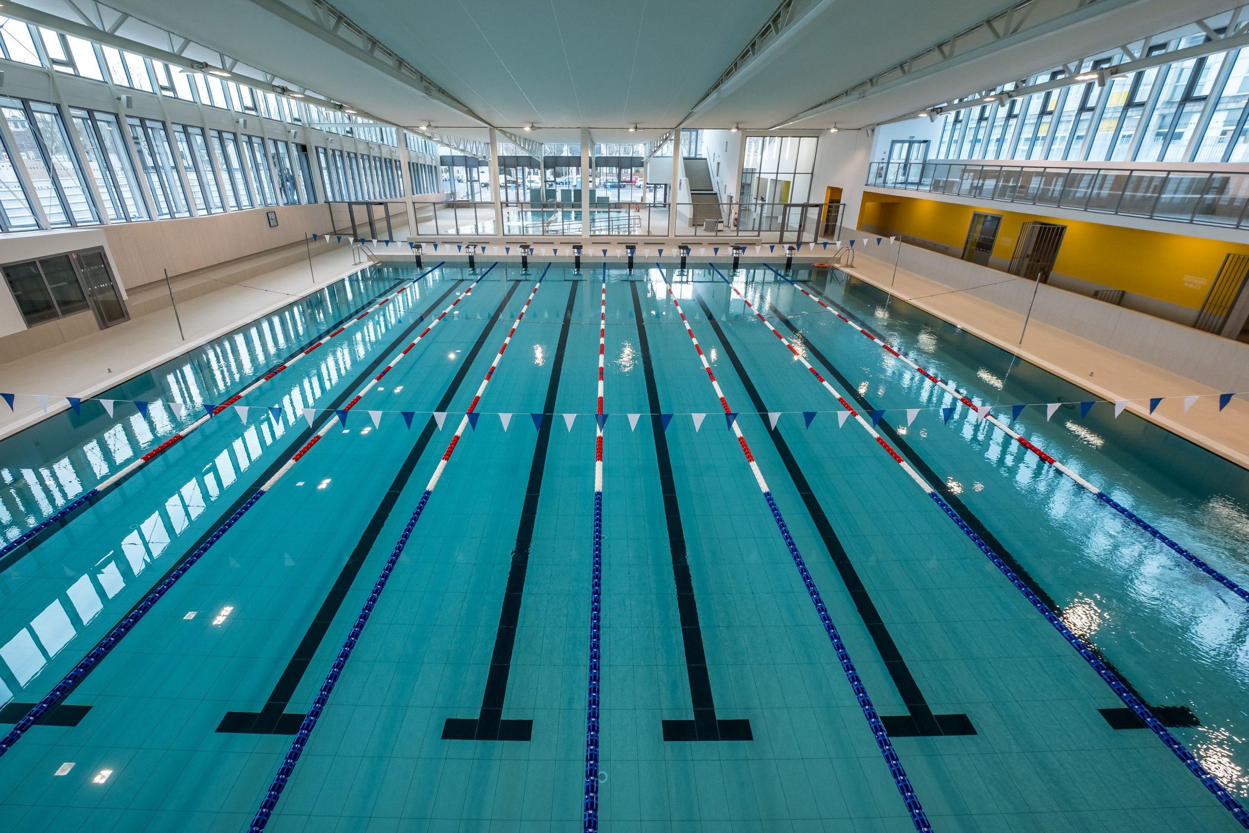 Horaires Et Tarifs Du Centre Aquatique Pajeaud | Ville D'antony destiné Piscine Plessis Robinson