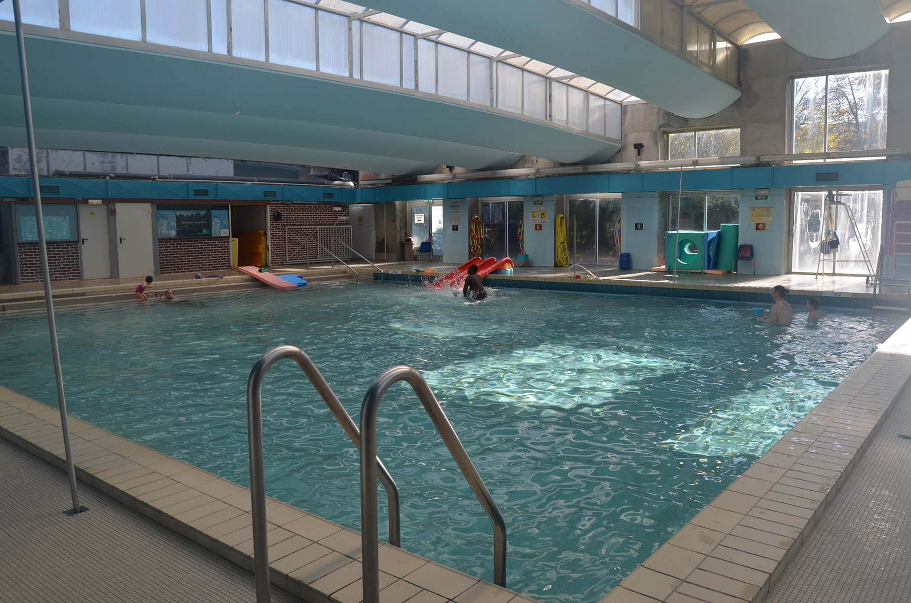 Horaires Normaux avec Piscine Coulommiers Horaires