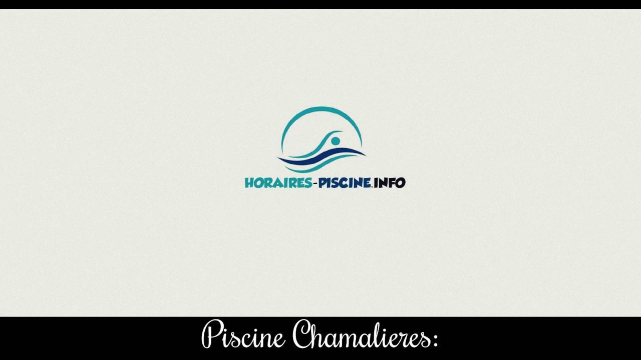 Horaires Piscine Chamalieres à Piscine Chamalières Horaires
