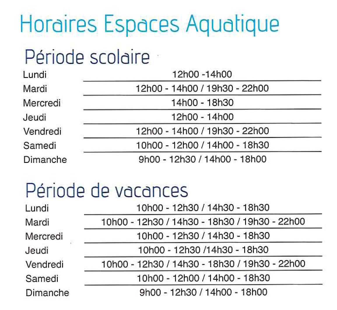 Horaires Piscine Neptilude | Scrabble Bretagne intérieur Piscine Concarneau Horaires