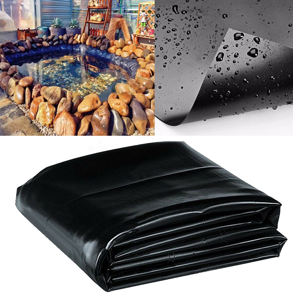 Hot Sale #bd70 - Pond Liner Membrane Landscaping Thickness ... tout Piscine Geomembrane