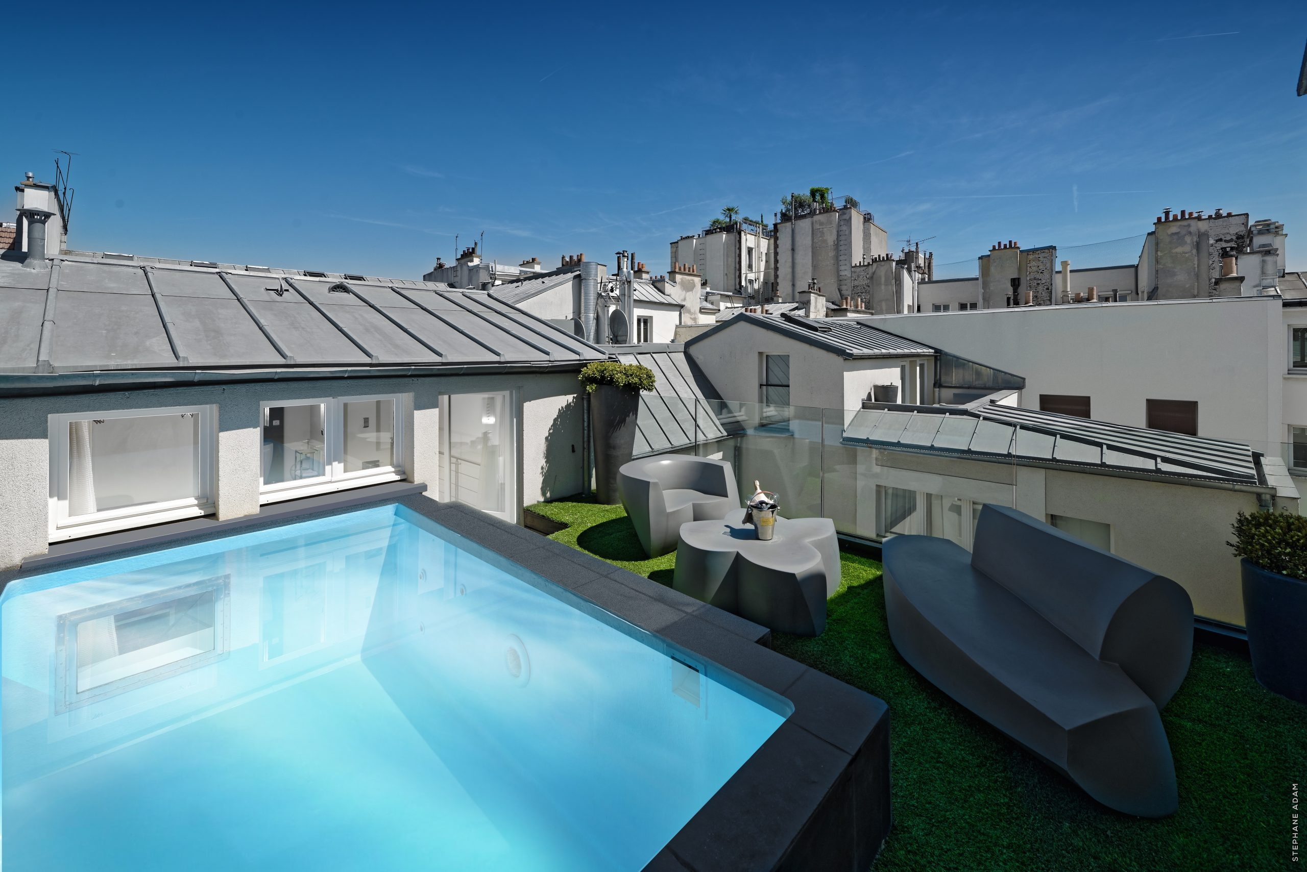 Hôtel 1K Paris **** | Hotel Paris 3 | Official Website à Hotel Paris Piscine