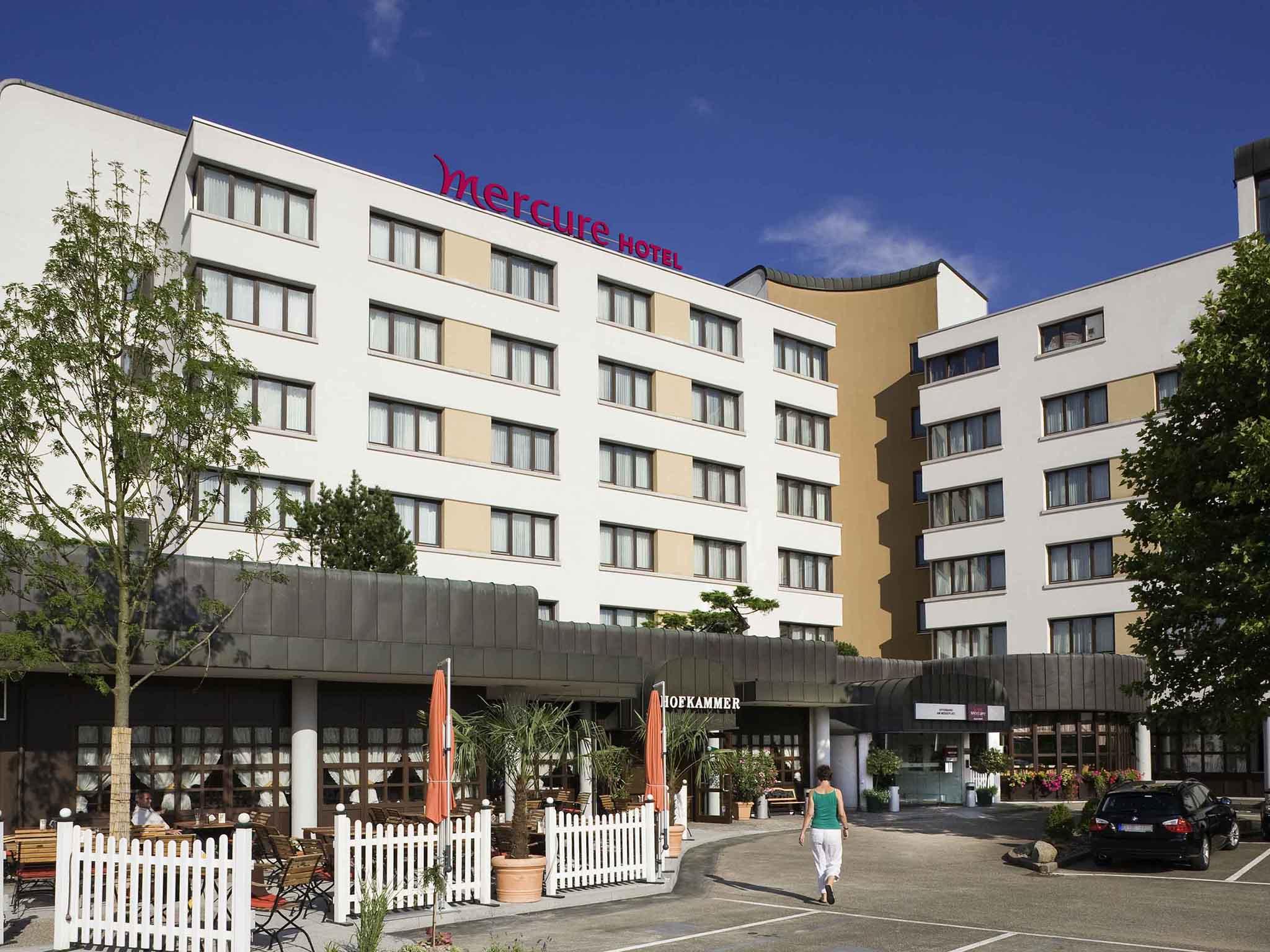 Hôtel 4 Étoiles Offenburg Messeplatz - Mercure - All avec Piscine Offenburg
