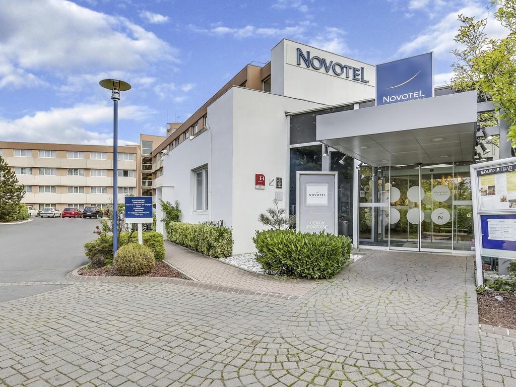Hôtel À Cergy Pontoise - Novotel Cergy-Pontoise - All serapportantà Piscine Cergy Prefecture