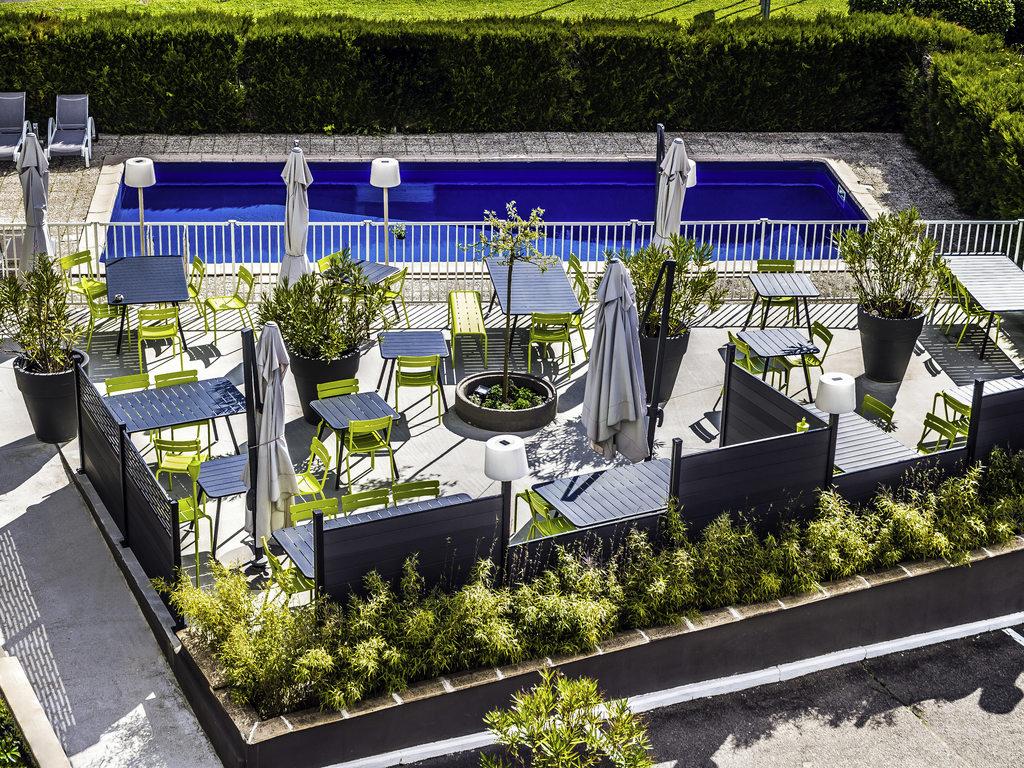 Hôtel À Chalon Sur Saone - Ibis Styles Chalon-Sur-Saône - All intérieur Piscine Chalon