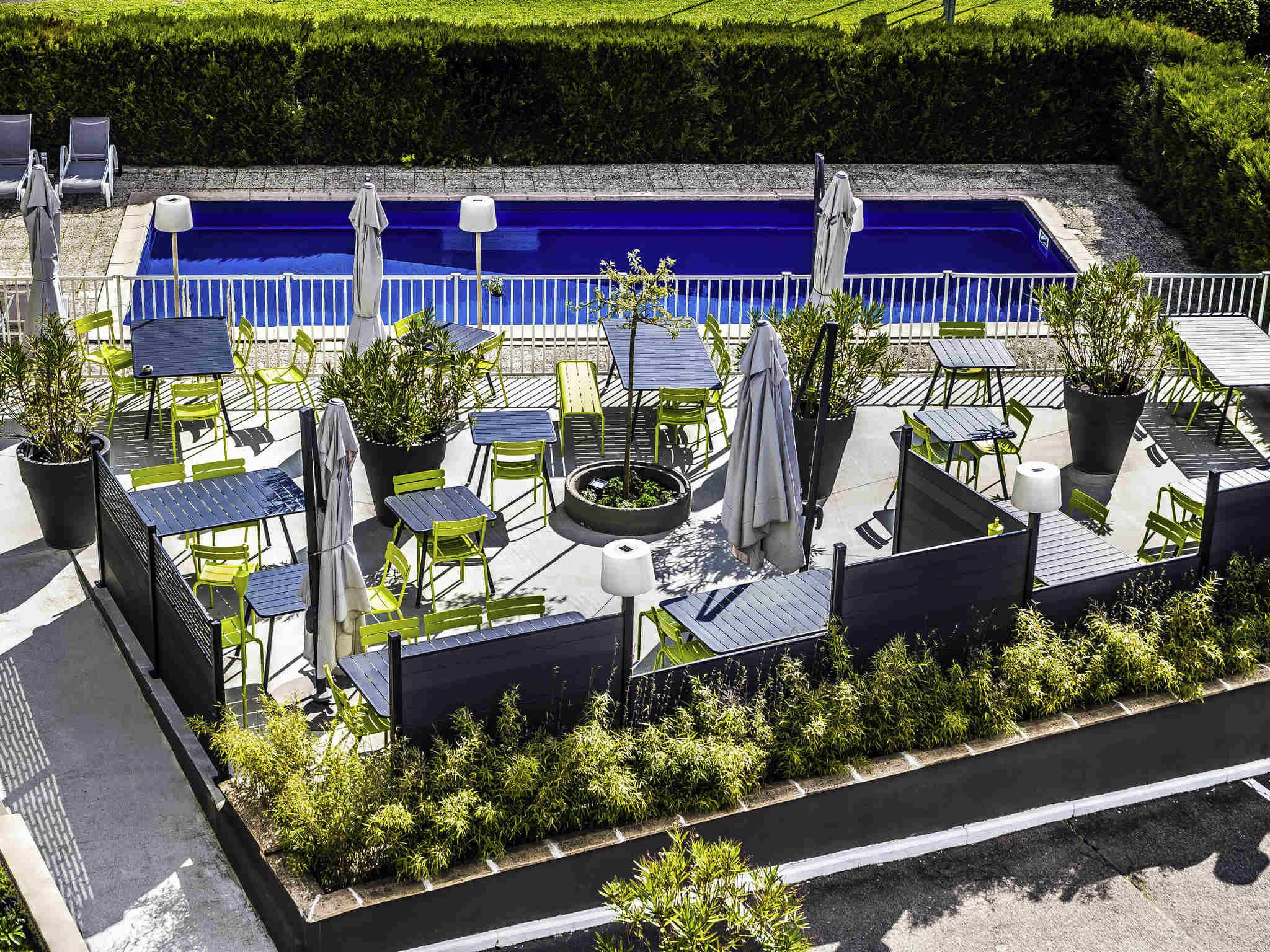 Hôtel À Chalon Sur Saone - Ibis Styles Chalon-Sur-Saône - All tout Piscine De Chalon Sur Saone