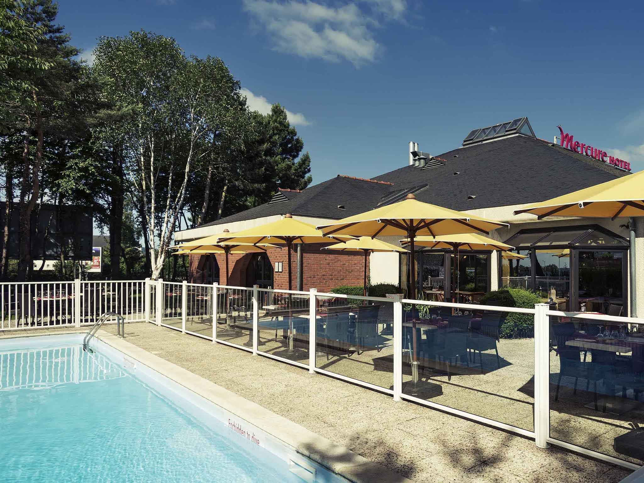 Hôtel À Lisieux - Hôtel Mercure Lisieux Normandie - All avec Piscine Lisieux