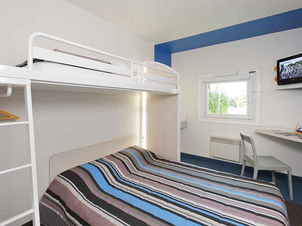 Hôtel À Saint-Pol-Sur-Mer - Hotelf1 Dunkerque Centre Saint ... intérieur Piscine Saint Pol Sur Mer