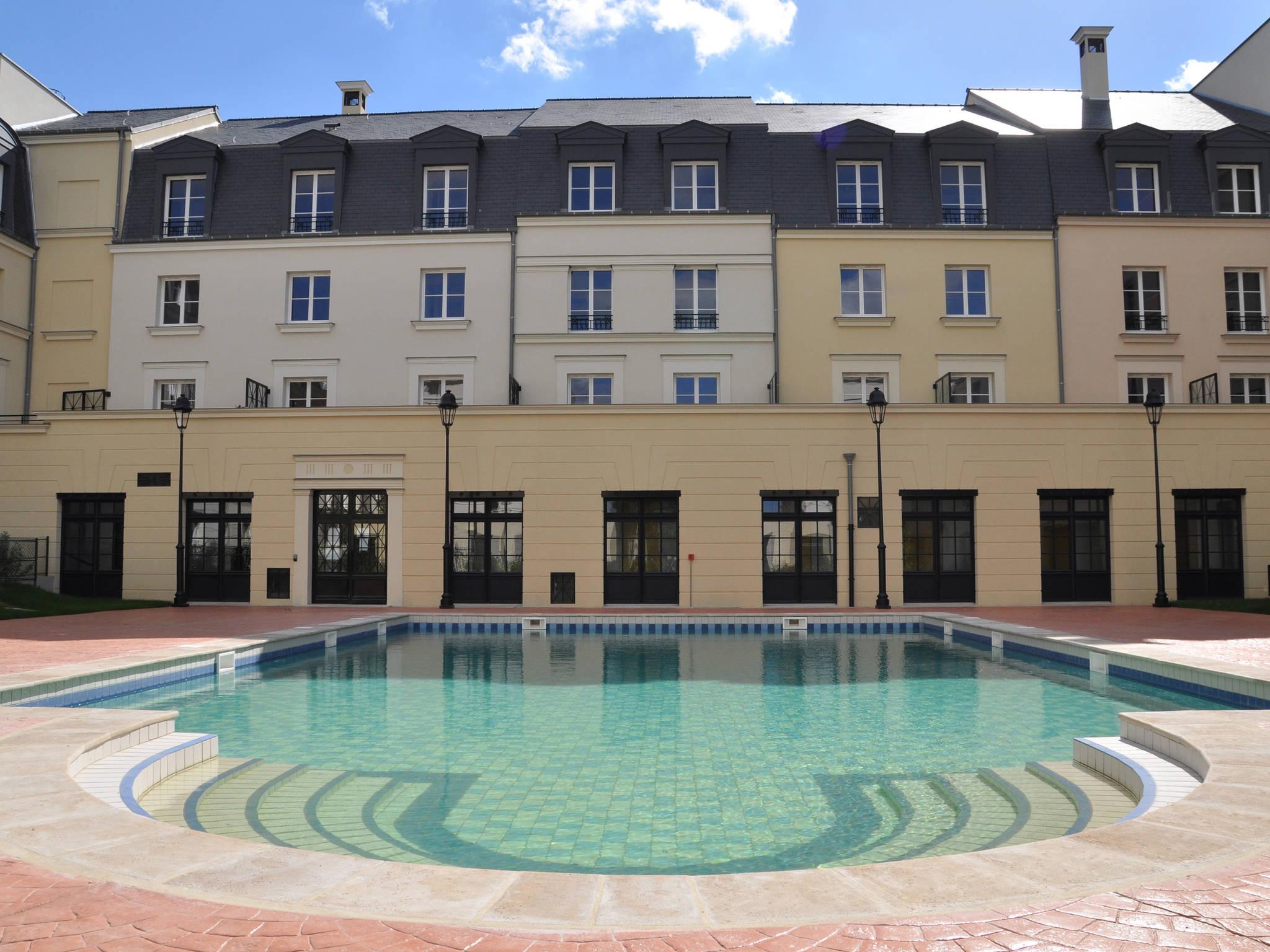 Hôtel À Serris - Hipark By Adagio Serris - Val D'europe avec Piscine Serris