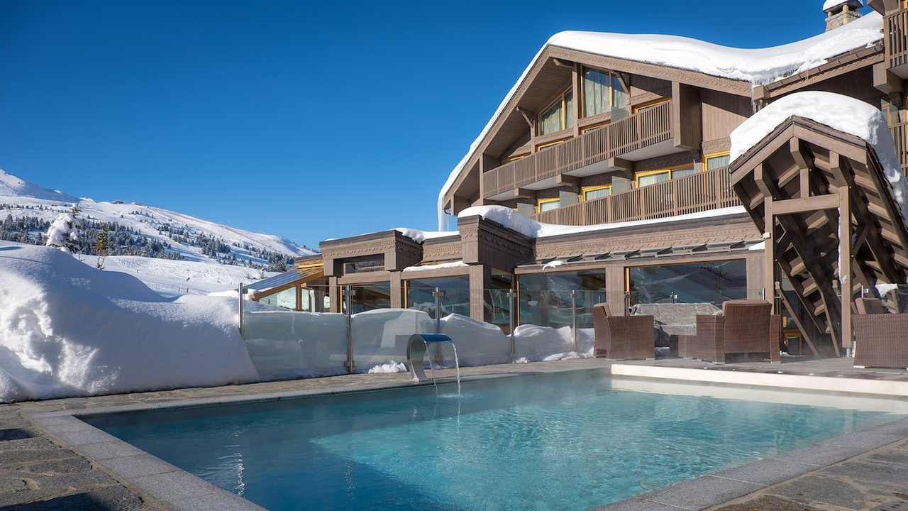 Hotel Annapurna - Updated 2020 Prices & Reviews (Courchevel ... concernant Piscine Courchevel